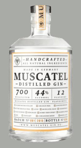 Muscatel Gin