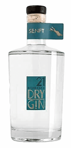 Senft 21 Bodensee Dry Gin