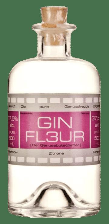GIN GESANDT3R Gin Fl3ur