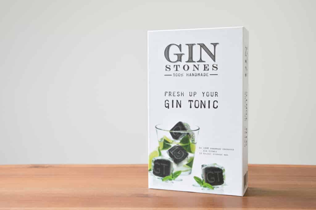 Gin Stones - Vorderseite