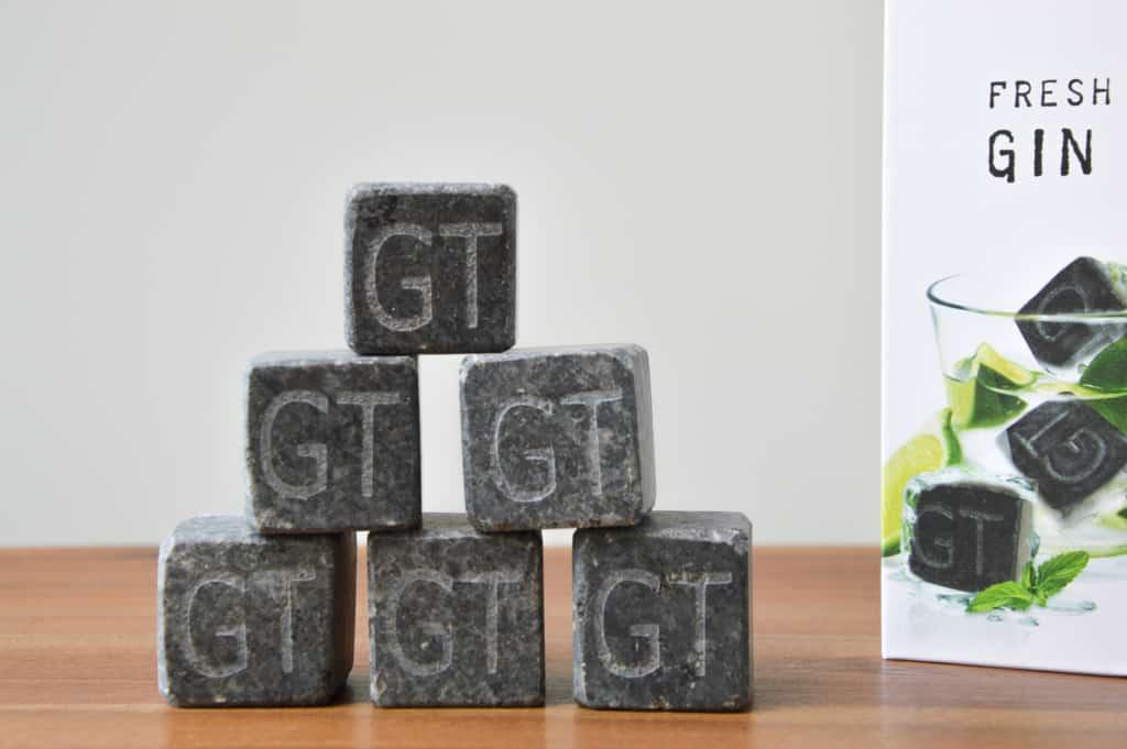 Gin Stones - Insgesamt 6 Gin Stones