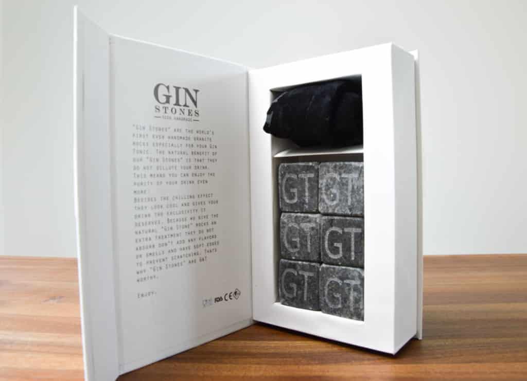 Gin Stones - Innenseite
