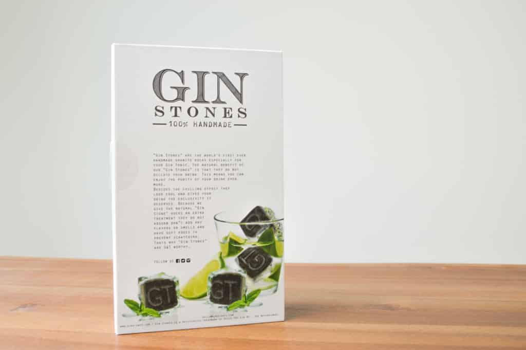 Gin Stones - Rückseite