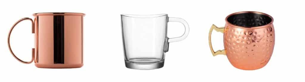 Gin Becher: Ideal für heiße und kalte Cocktails