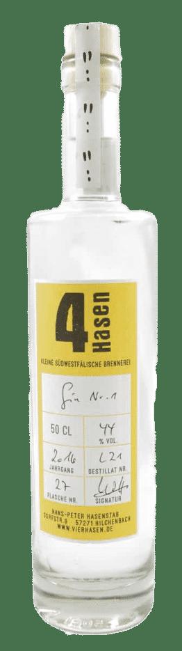 4Hasen - Gin Nr. 1