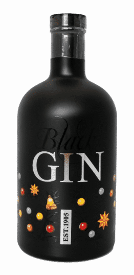 Black Gin Christmas Edition