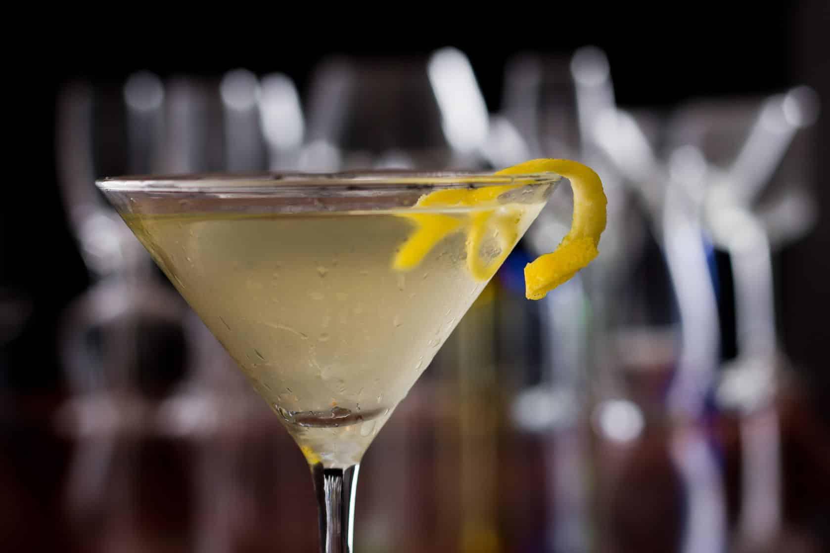 Vesper: Klassiker mit Zitronenzeste