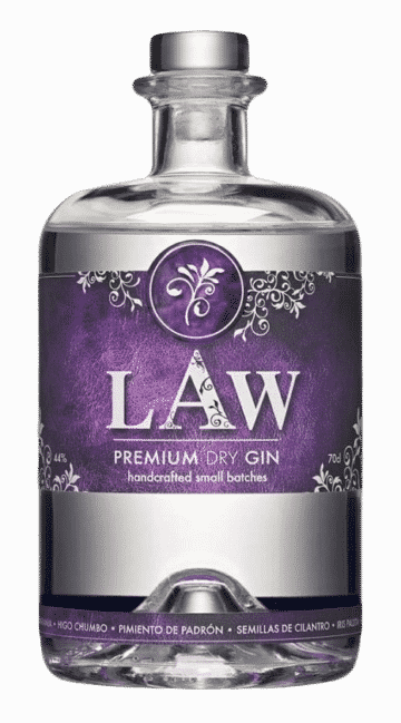 LAW Ibiza Dry Gin