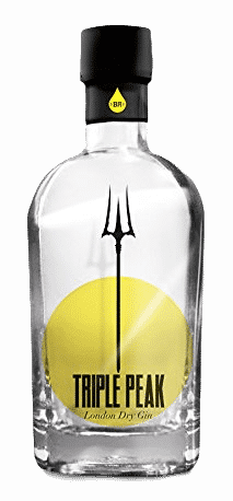 Triple Peak London Dry Gin