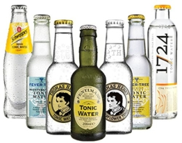 Tonic Water Probier-Set