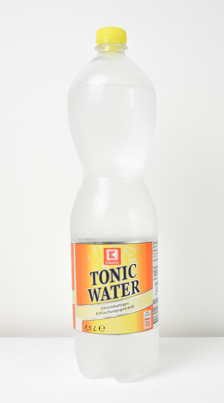 GÜNSTIGES TONIC WATER