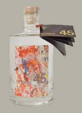 Mundus 45 Gin