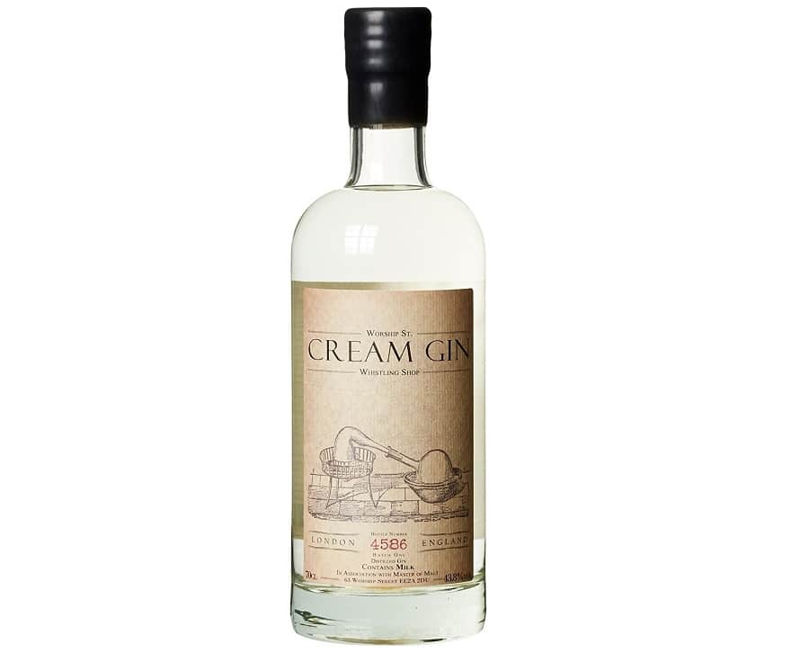 Cream Gin von Masters of Malt